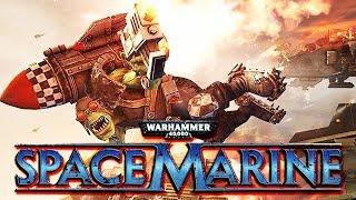 Warhammer 40k Space Marine Gameplay German - Epischer Luftkampf