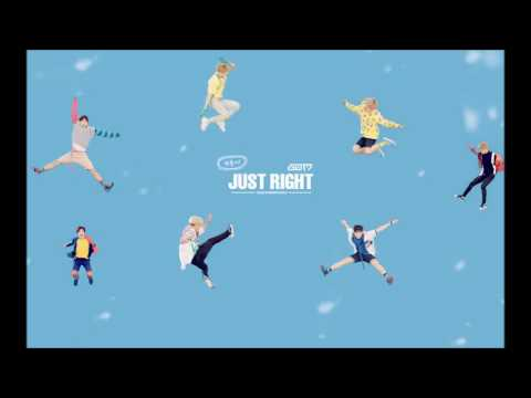 GOT7 - JUST RIGHT (SPEED UP)