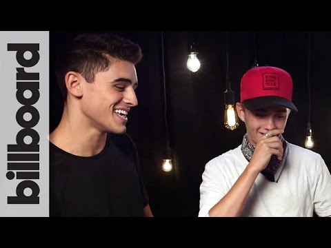 Jack & Jack Relive the Time They Messed Up Their Lyrics | iHeartRadio Fest 2016