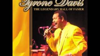 Tyrone Davis - Back That Thang Up