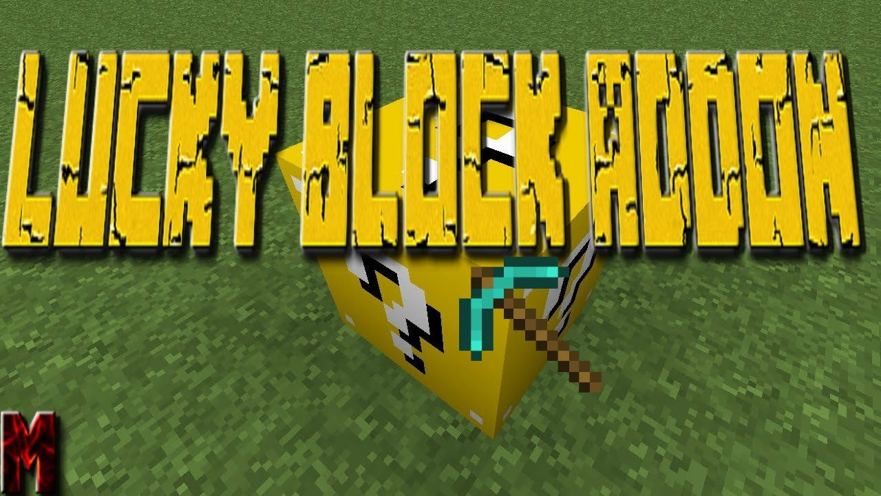 Minecraft Windows 10 Edition Mod & Addon Showcase Lucky Block Addon