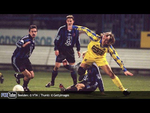 1997-1998 - Jupiler Pro League - 21. SK Beveren - Club Brugge 1-2