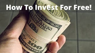 How To Invest For Free! Make Easy Money With Small Investments!  (M1 Finance)