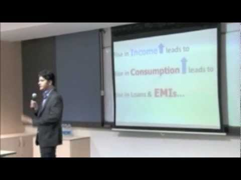 A Financial Planning Seminar by CA Rishabh Parakh, Director of Money Plant Consulting