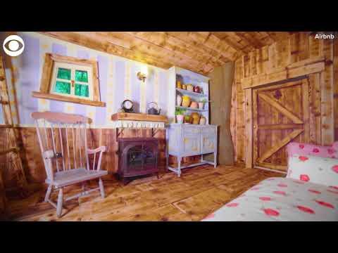 Winnie-the-Pooh-Airbnb