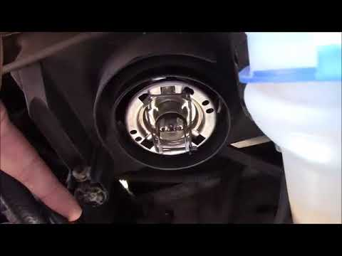 Remove Headlight Without Having To Remove Bumper Citroe