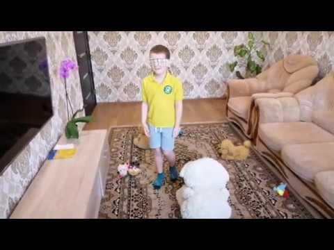 Игры для детей в домашних условиях