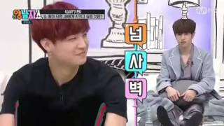 GOT7 MARKBUM AEGYO (New Yang Nam Show)