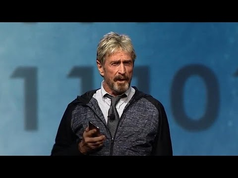 How anti-virus software pioneer John McAfee made his millions: Part 1