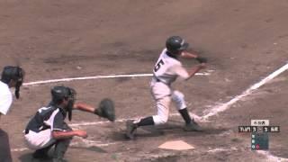 【下山門-長尾】平成24年度福岡市中学校軟式野球大会決勝
