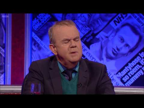 Have I Got News for You: Series 44, Episode 8 (Leveson clip).