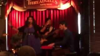 Stapletones playing Gospel Music at Threadgill's in Austin