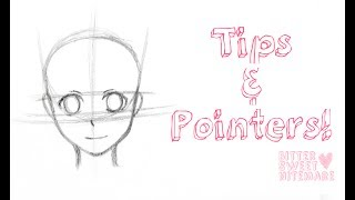 Tutorial: Tips for Drawing A Manga Face thumbnail