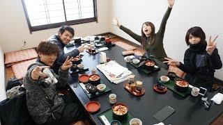【motovlog#182】最高の仲間と念願のホッキ飯ランチツーリング!!デザートも食べに行って満足です(笑)