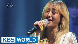 Hyolyn Missing You Now