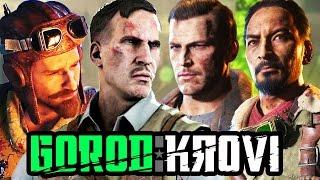 ALL GOROD KROVI STORYLINE QUOTES! - REVELATIONS & BLOOD VIALS SECRETS! (Black Ops 3 Zombies)