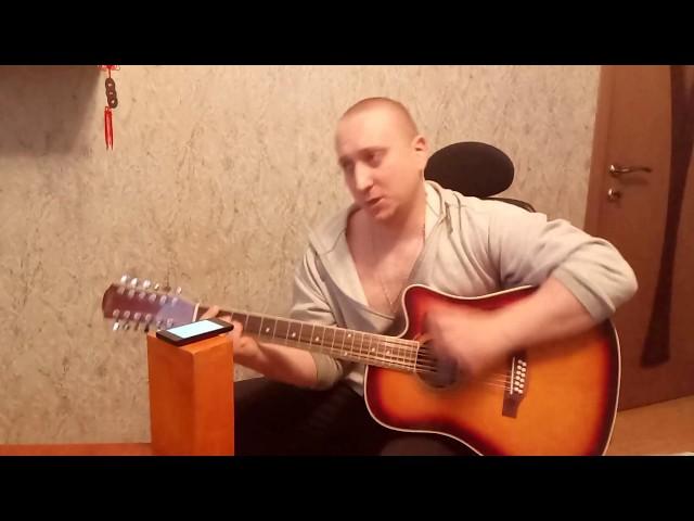 Егор Летов Гражданская Оборона Армейская песня Новогодний тост кавер Маэстро