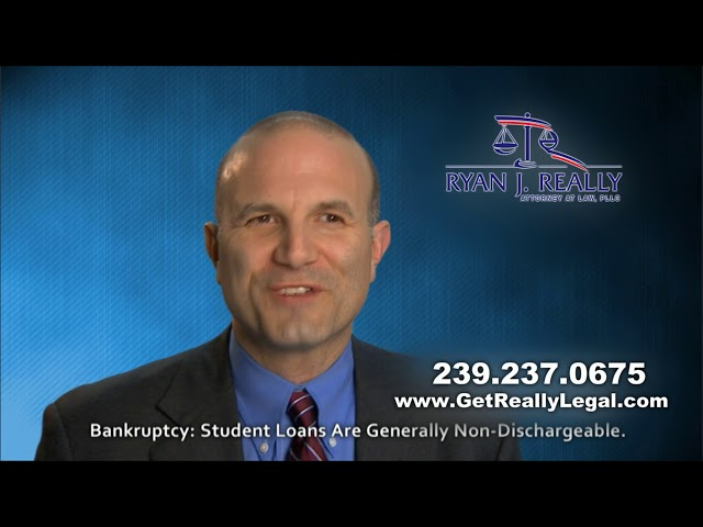Student Loans and Bankruptcy FAQ 01