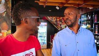 Xtian Dela Vs Andrew Kibe - Ruaka Challenge