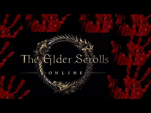 The Elder Scrolls Online Dark Brotherhood   Teaser Trailer PS4 XBOX ONE PC Poster