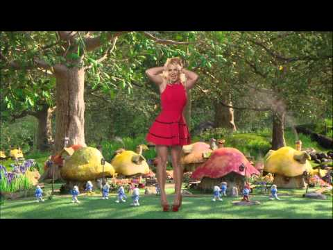 Britney Spears - Ooh La La (From The Smurfs 2) [Official Music Video]