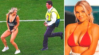 What happened to KINSEY WOLANSKI after CHAMPIONS LEAGUE final LIVERPOOL - TOTTENHAM?