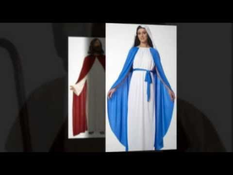 Costumes For Nativity And Biblical Plays Or Pageants Youtube