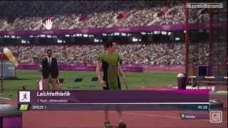 London 2012 Olympics - Gameplay HD Xbox 360 | Kinect