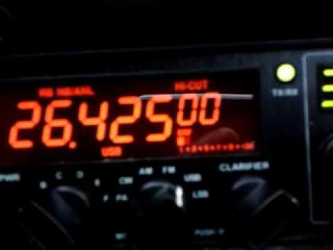 Rainbow Truck - wywołanie na 26,425 MHz