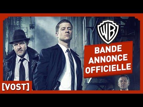 GOTHAM  Saison 1  Bande Annonce Officielle VOST  Ben McKenzie  David Mazouz  DC Comics
