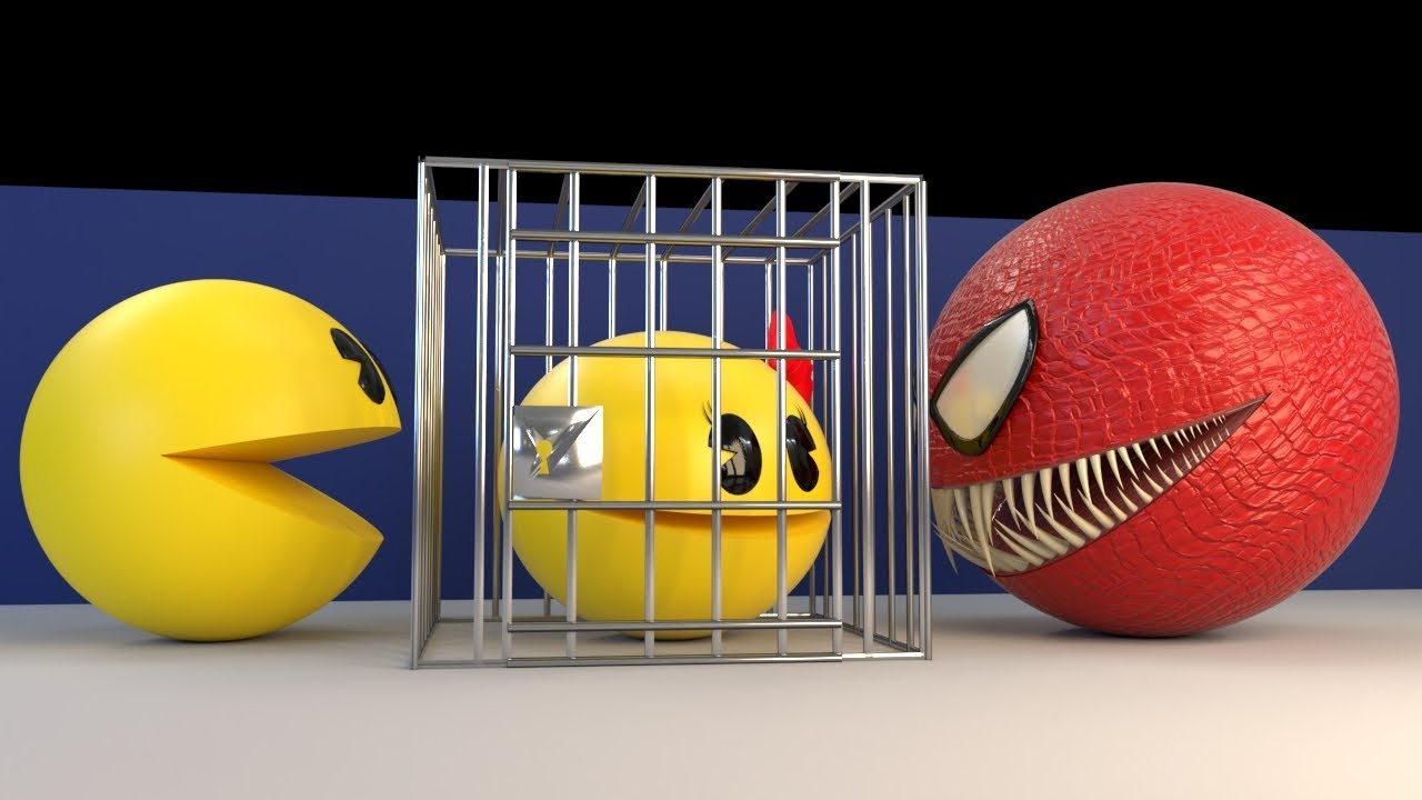 This is a picture of Adorable Pics of Pacman