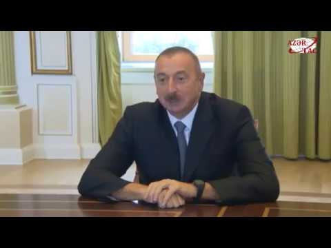 President Ilham Aliyev received delegation led by Chief of General Staff of Russia