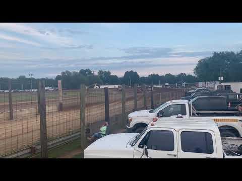 Paragon Speedway Heat Race 8/16/19