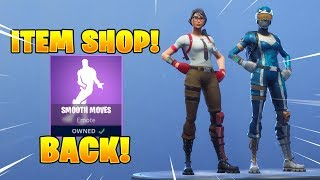 *NEW* MAVEN & ALPINE ACE SKINS Are BACK! Fortnite Item Shop February 20, 2019