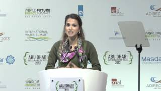 WFES 2013 Her Majesty Queen Rania Al Abdulla speech