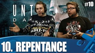 Until Dawn let's play! Chapter 10 - Repentance