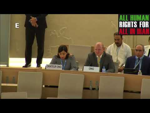 ID HRC Advisory Committee , 36th Regular Session Human Rights Council, Parastoo Fatemi, English