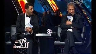 بالفيديو.. فاروق الفيشاوي يرثي الراحل محمود عبدالعزيز