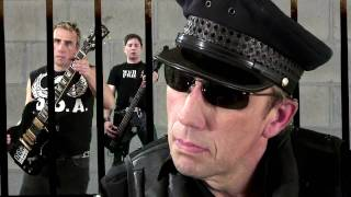 D.O.A. ;  Police Brutality ( official video ) punk rock