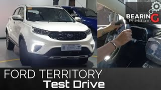 Ford Territory - Test Drive