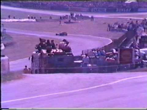 Formula 1 (1972), a spanish documentary. Contains many shots from British GP at Brands Hatch - 6/8