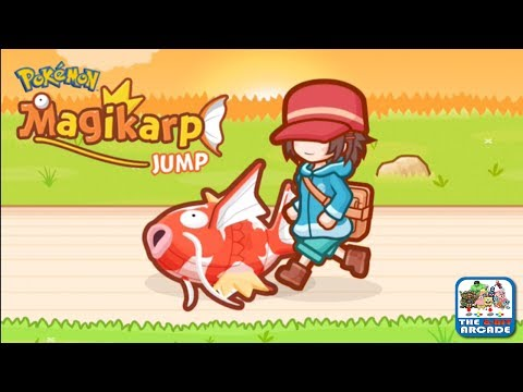 Pokemon: Magikarp Jump - Time to Retire the 8-Bit Magikarp (iOS/iPad Gameplay)