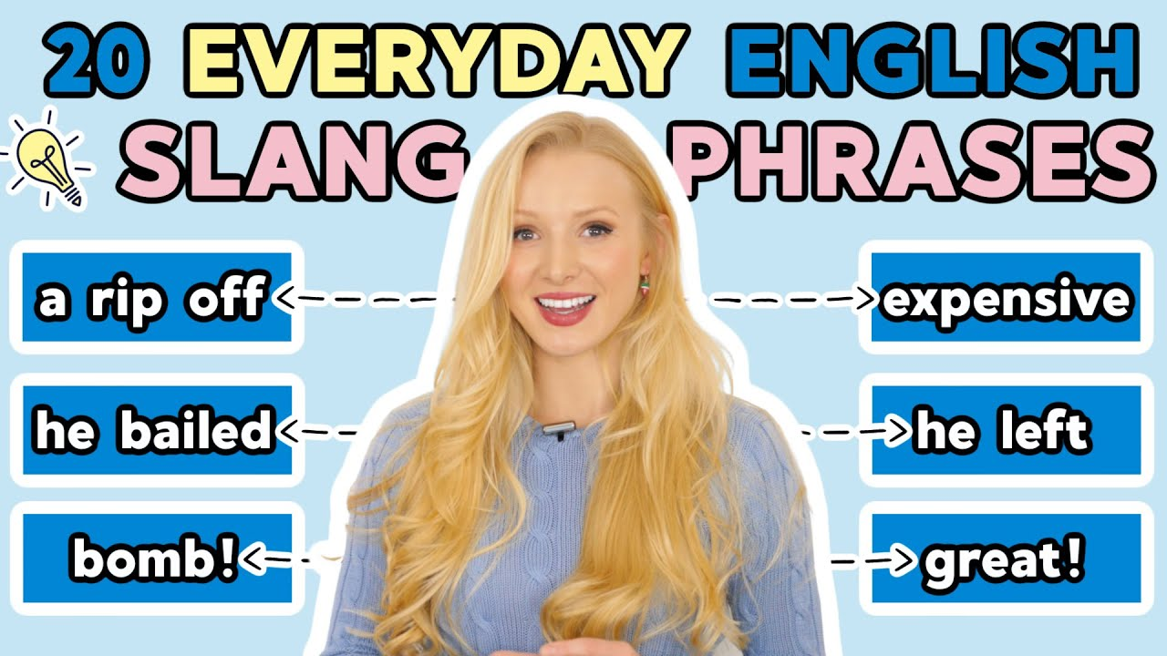 20 Common English Expressions you HAVE to Know (with Examples)