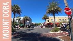 A Day in Mount Dora, Florida | Lake Dora | Parks