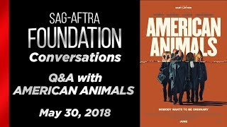 Conversations with AMERICAN ANIMALS