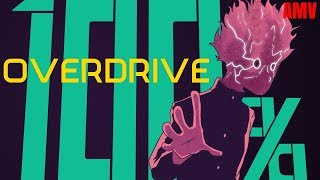 OVERDRIVE「AMV」I Wonder How It'll End |Anime mix|