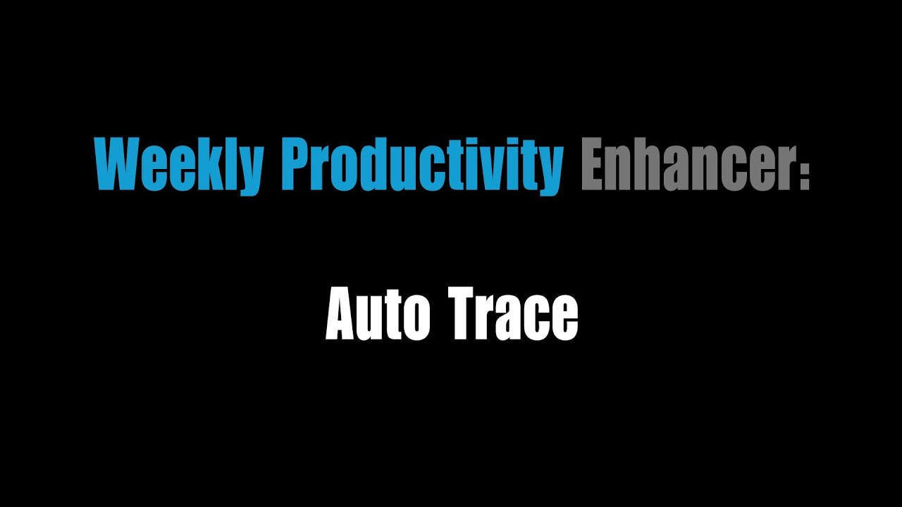 Weekly Productivity Enhancer Auto Trace SolidWorks 2013  : maxresdefault from www.youtube.com size 1920 x 1080 jpeg 53kB