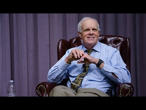 John Hennessy: Great Leadership Can Be Learned [Entire Talk]