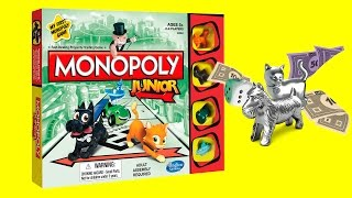 видео игра монополия для детей
