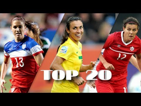 Women ● Top 20 Goals in Football History